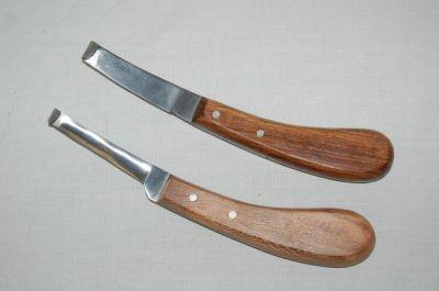 Vuolupuukko NC копытный нож