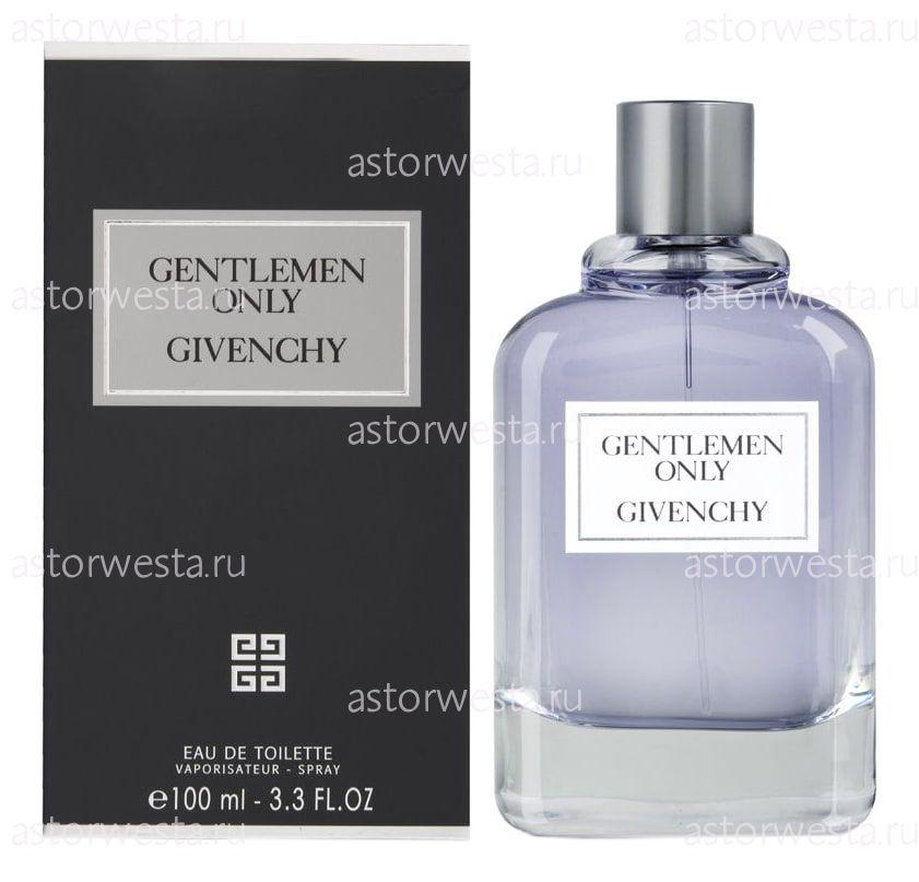 Туалетная вода Givenchy Gentlemen Only, 100 мл (ПОД ЗАКАЗ)