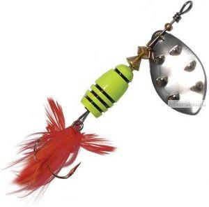 Блесна Extreme Fishing Total Obsession №1 / 5 гр / цвет:  16-FluoYellow/S