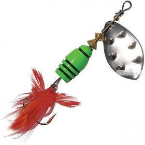 Блесна Extreme Fishing Total Obsession №2 / 7 гр / цвет:  09-FluoGreen/S