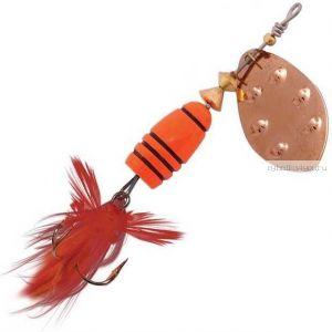 Блесна Extreme Fishing Total Obsession №2 / 7 гр / цвет:  10-FluoOrange/Cu