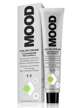 Mood 6/86 Крем-краска Шоколадный Темный Блонд