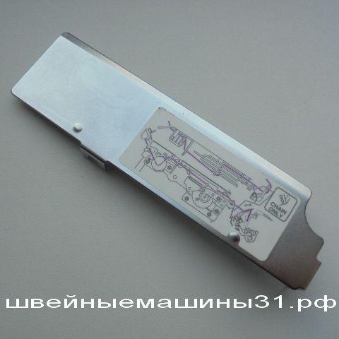 Крышка со схемой заправки juki 735     цена 300 руб.