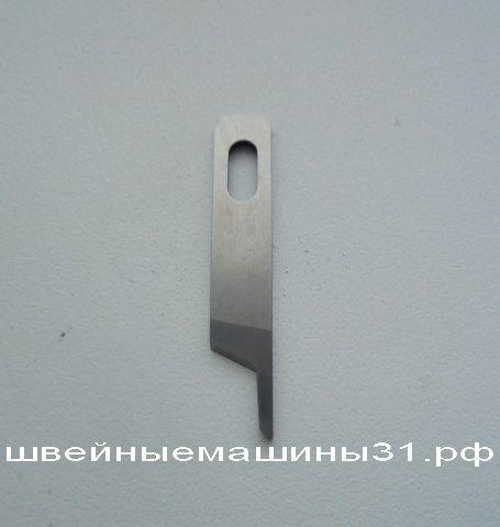Нож верхний твердосплавный JUKI 735, 644,654    цена 990 руб.