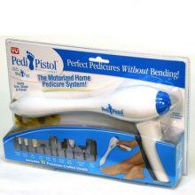 Электрический педикюрный набор Pedi Pistol