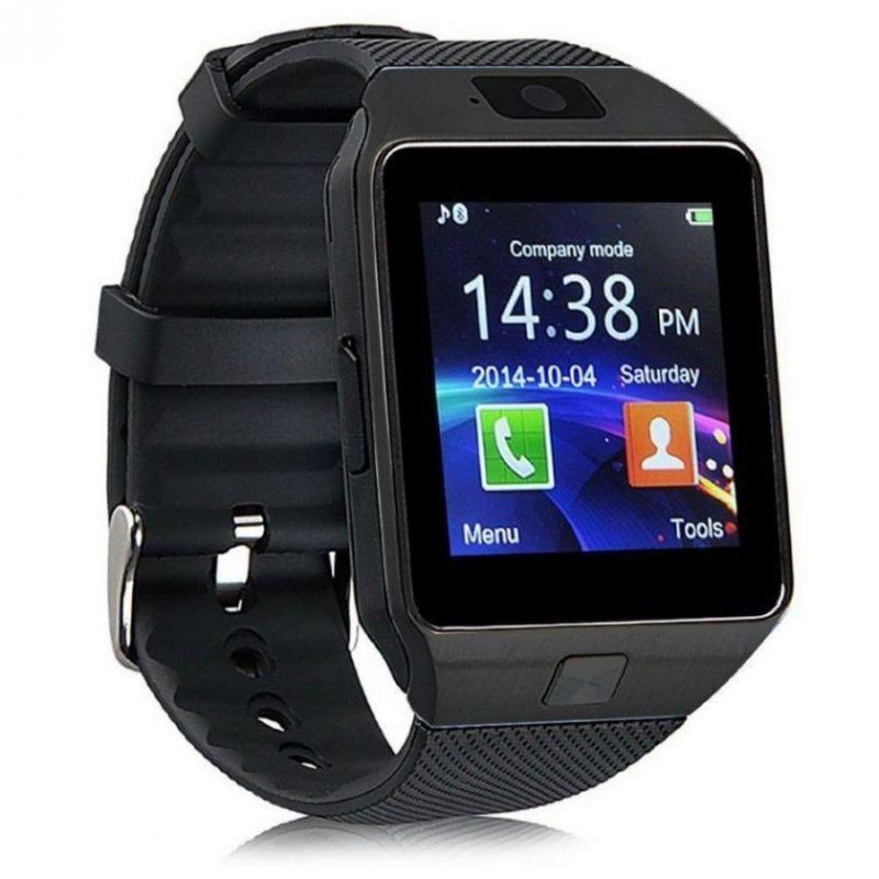 Умные часы SMART WATCH DZ09, цвет черный