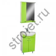 """Комплект мебели """"Уют 50 Радуга"""" Яблоко"""