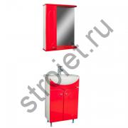 """Комплект мебели """"Уют 50 Радуга"""" Красный"""