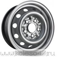 TREBL 6085T 5.5x14/5x120 ЕТ40 D67.1 Silver