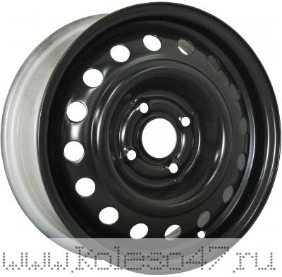 TREBL 9680T 6.5x16/5x100 ET42 D57.1 Black