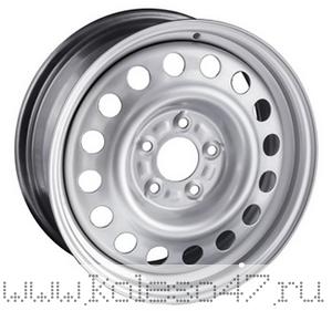 TREBL 8270T 6x15/4x114.3 ET44 D67.1 Silver
