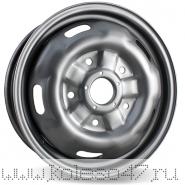 TREBL 9597T 5.5x16/5x160 ET56 D65.1 Silver