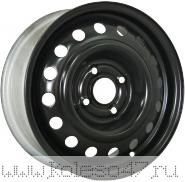 TREBL 7860T 6.5x16/4x108 ET26 D65.1 Black