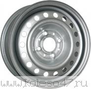 TREBL X40048 6.5x16/4x100 ET40 D60.1 Silver