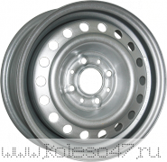 TREBL X40050 6.5x16/4x100 ET49 D60.1 Silver