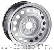 TREBL X40031 7x16/4x108 ET37.5 D63.3 Silver