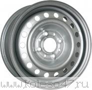TREBL 53C41G 5.5x14/4x108 ET41 D63.3 Silver