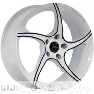 YOKATTA MODEL-2 6x15/5x105 ET39 D56.6 W+B
