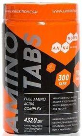 Anna Nova Nutrition Amino Tabs (300 табл.)
