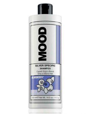 Mood Silver Specific Shampoo Шампунь для осветленных волос Серебристый