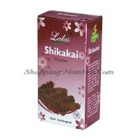 Мыльные бобы Шикакай (порошок) натуральный шампунь Лалас Хербал | Lalas Herbal Shikakai Hair Powder