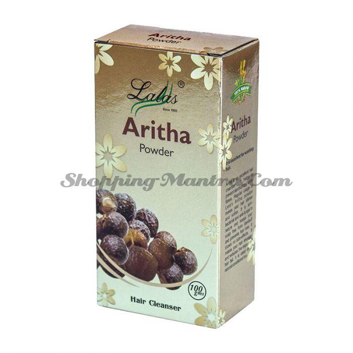 Мыльные орешки Аритха натуральный шампунь Лалас Хербал | Lalas Herbal Aritha Hair Powder
