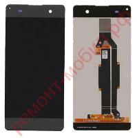 Дисплей для Sony Xperia XA ( F3111 / F3113 / F3115  ) / Xperia XA Dual ( F3112 / F3116 ) в сборе с тачскрином