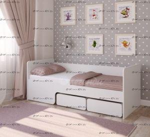 Кровать Легенда-40 (70Х175)