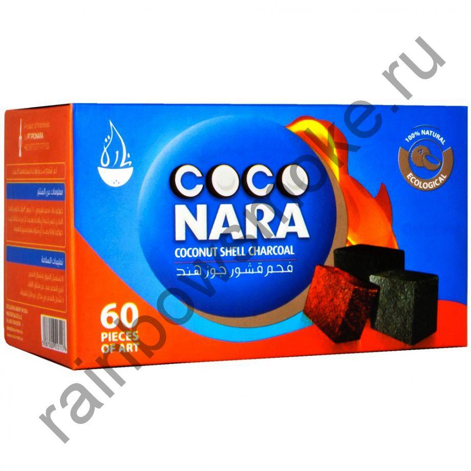Уголь для кальяна Coco Nara Flat (60 шт)