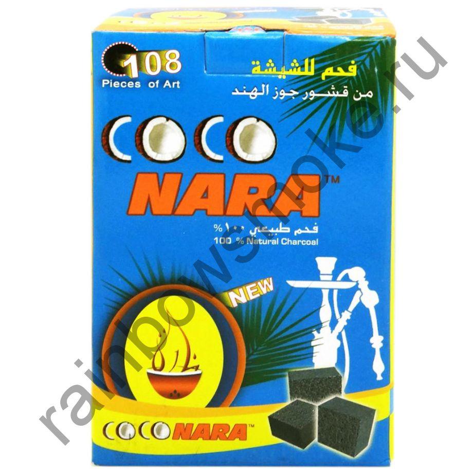 Уголь для кальяна Coco Nara (108 шт)