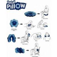 Подушка-трансформер для путешествий Total Pillow (Тотал Пиллоу) (1)