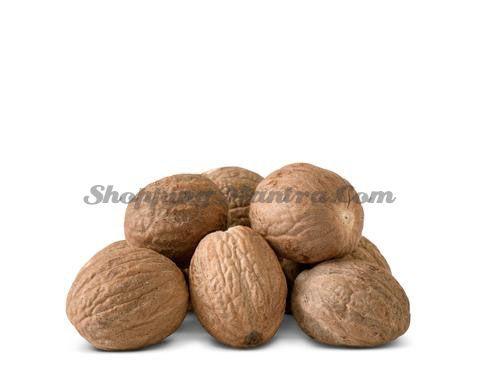 Мускатный орех цельный Гоанские специи | Goan Spices Nutmeg