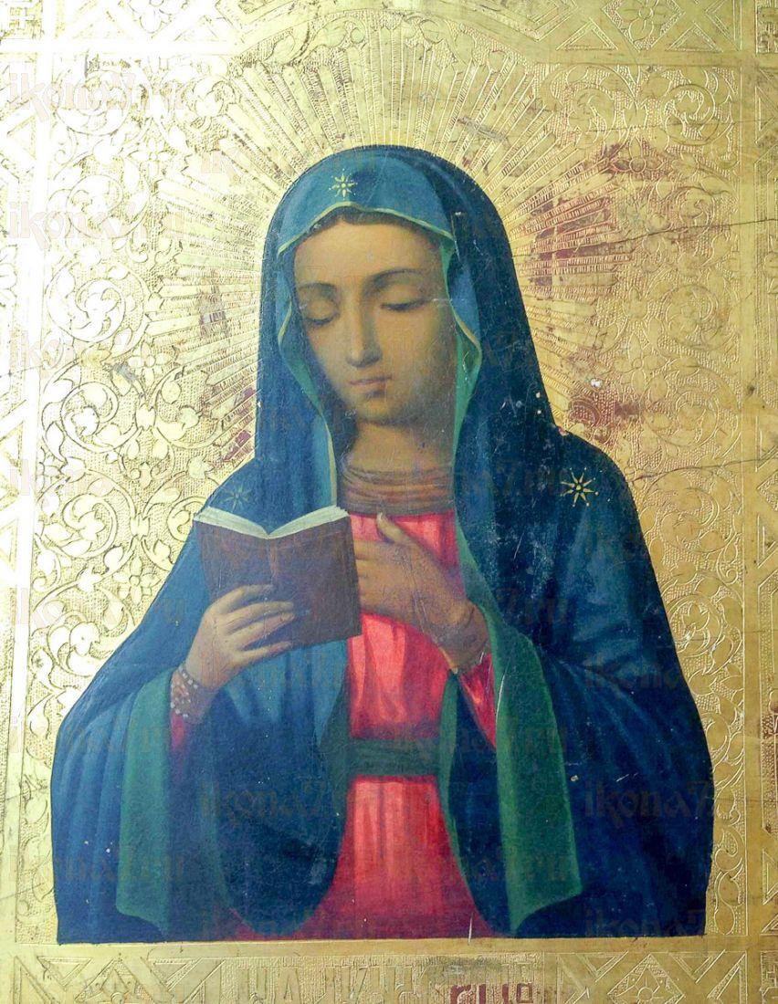 Калужская икона Божией Матери (копия 19 века)