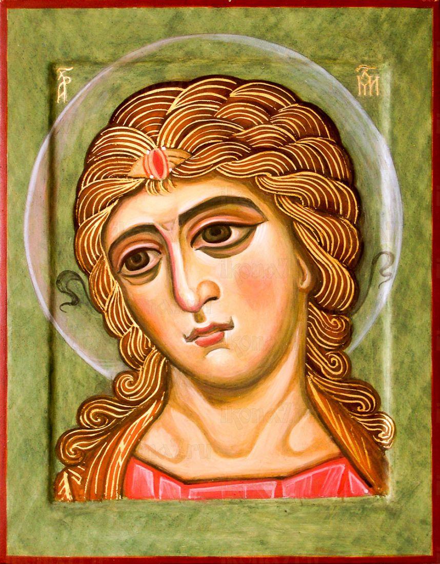 Икона Ангел Златые власы