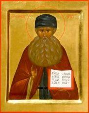 Икона Максим Грек