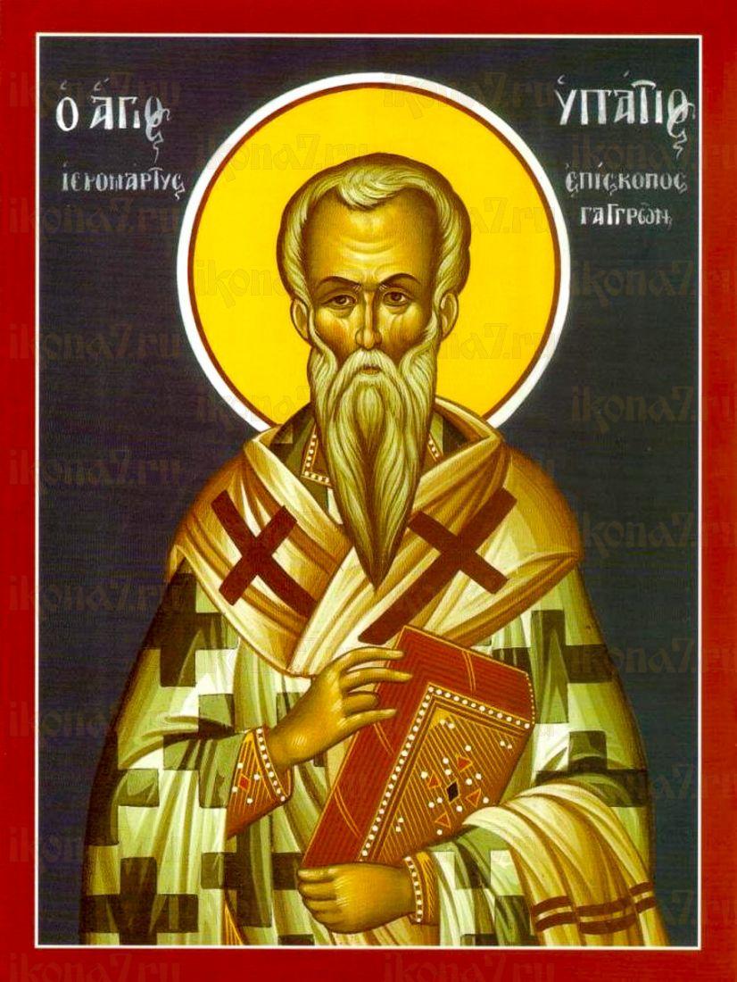 Икона Ипатий Гангрский