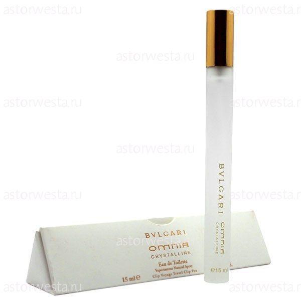 Пробник-ручка Bvlgari Omnia Crystalline, 15 мл