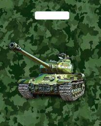 """Пакет с  прор. ручкой 31*40 см """"Танк"""" 50 шт. 60 мкм"""
