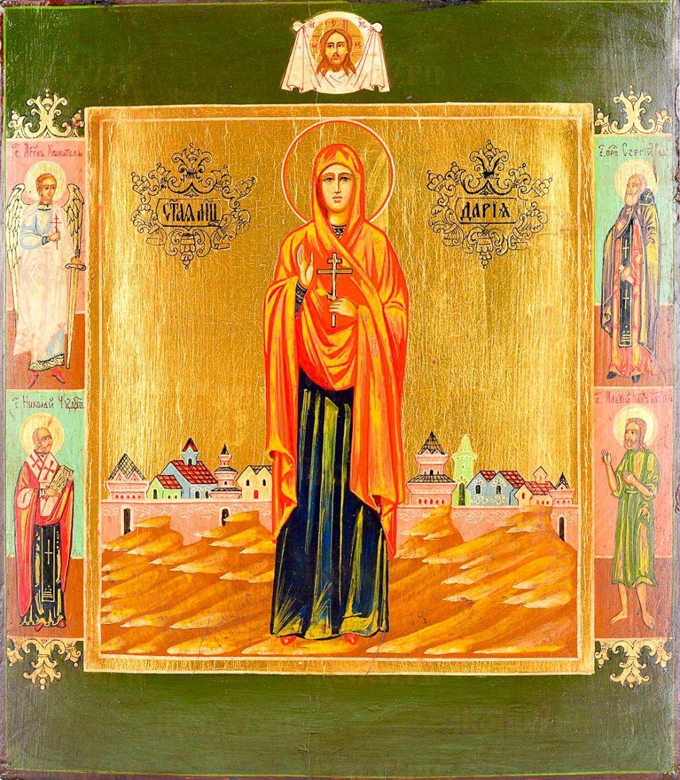 Дария Римская (копия старинной иконы)