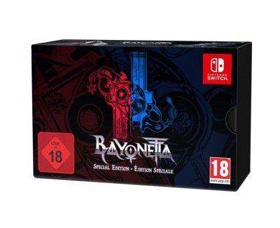 Bayonetta 2 + Bayonetta Special Edition (Nintendo Switch)