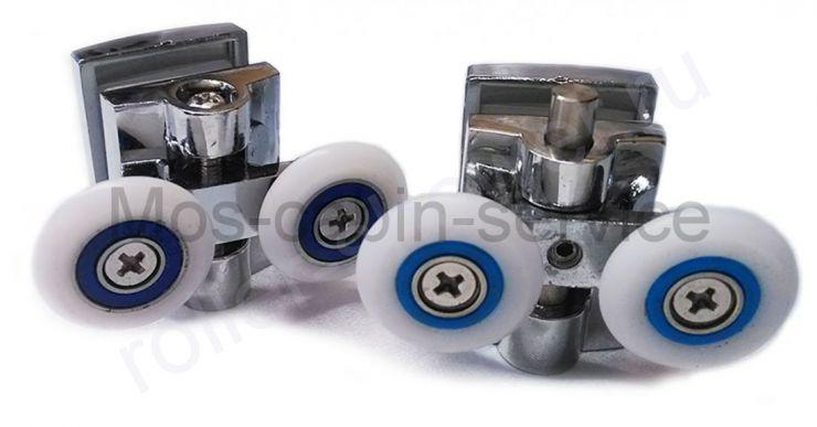 Ролик для душевой кабины VH020 Диаметр колеса (от 18,6 до 28мм) (комплект 8шт)