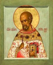 Икона Петр Клинский