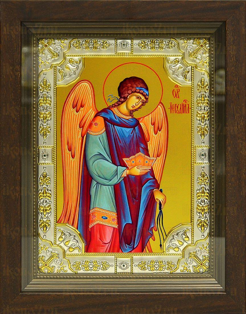 Иегудиил Архангел (24х30), серебро