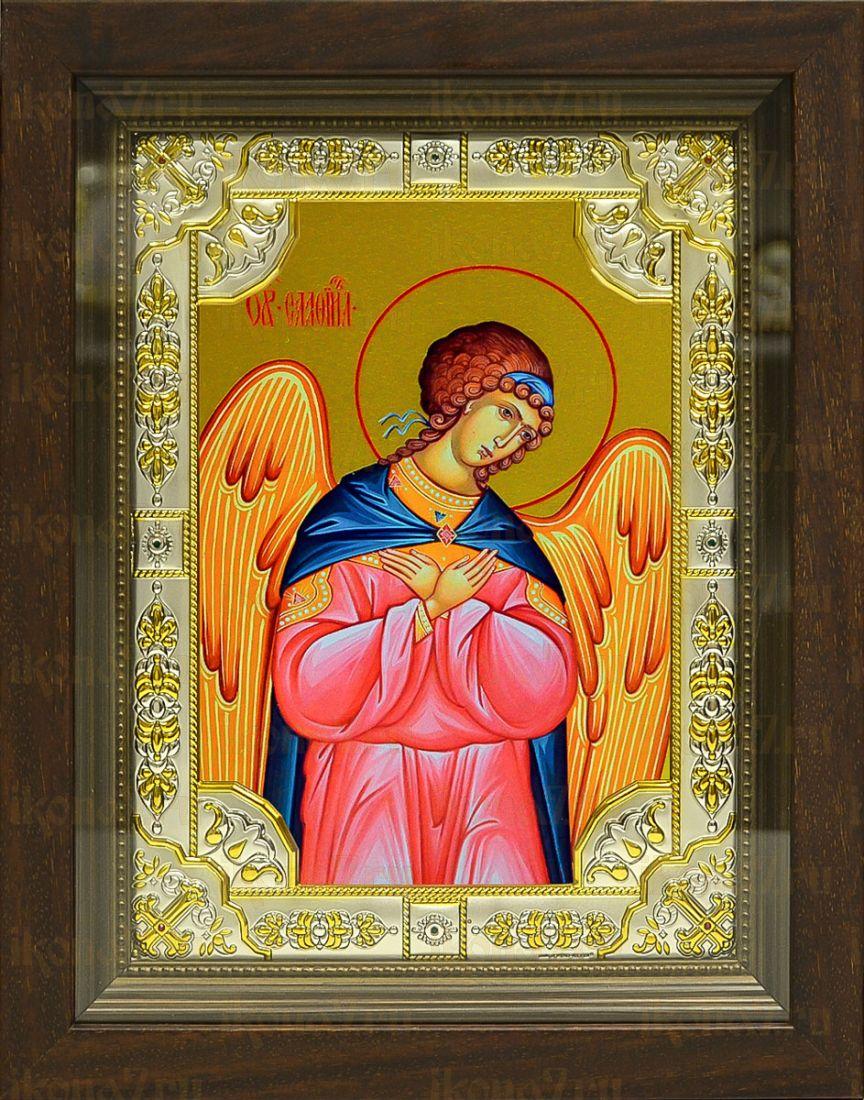 Селафиил Архангел (24х30), серебро