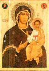 Икона Смоленская Ярославская (копия старинной)