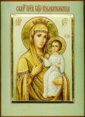 Избавительница икона Божией Матери
