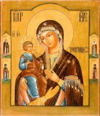 Троеручица (копия старинной иконы)
