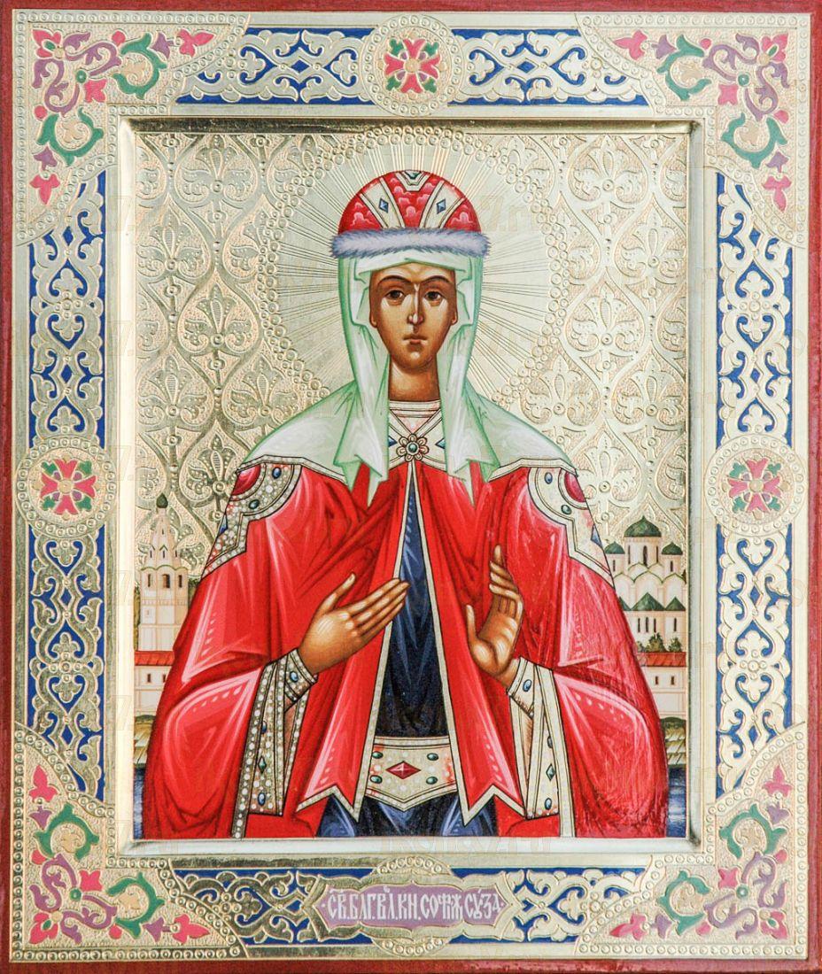 Икона София Суздальская
