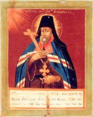 Иннокентий Иркутский (копия иконы 19 века)