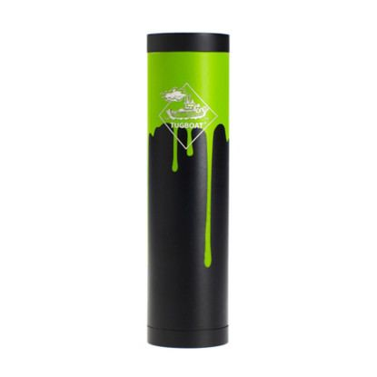 Мехмод Flawless Tugboat Copper Mod v2,5 black/green splatter